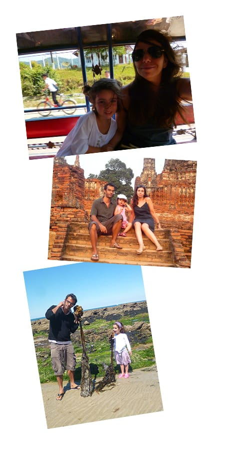 Voyage en Thaïlande en famille - la Thailande avec un enfant