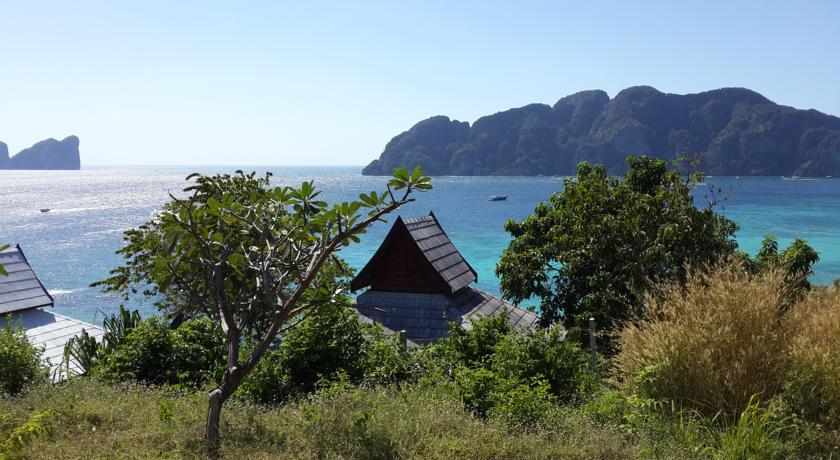 low budget koh phi phi with kids thailand beach paradise
