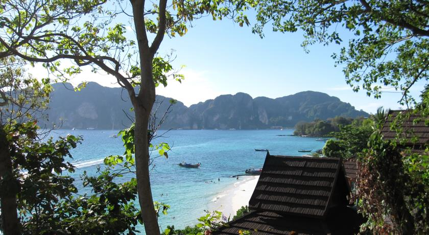 koh phiphi low budget with kids