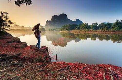 Thaïlande autrement- paysage - Krabi