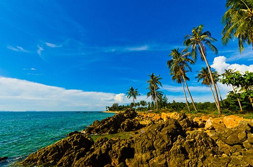 Koh Lanta en famille- Thailande - plage