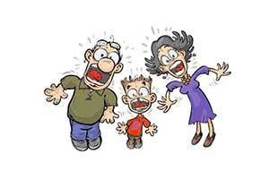 conseil thailande-famille-personnages-rigolo-drole-enfant-parent