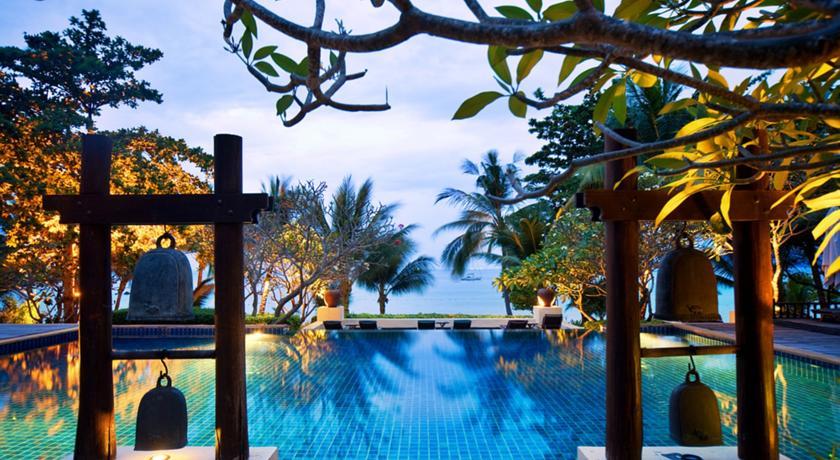 koh samet luxury hotel swiming pool family travel kids