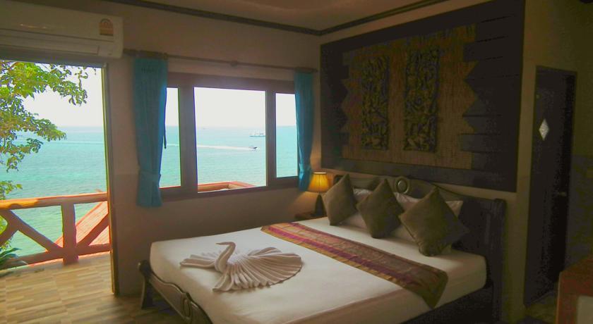 koh tao luxury pool family travel kids thailand hotel