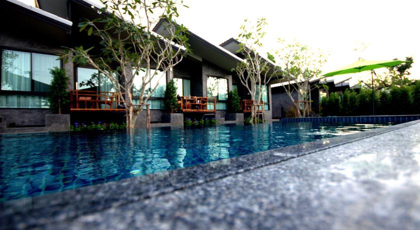Nord de la Thailande avec des enfants - hôtel piscine - Pai -