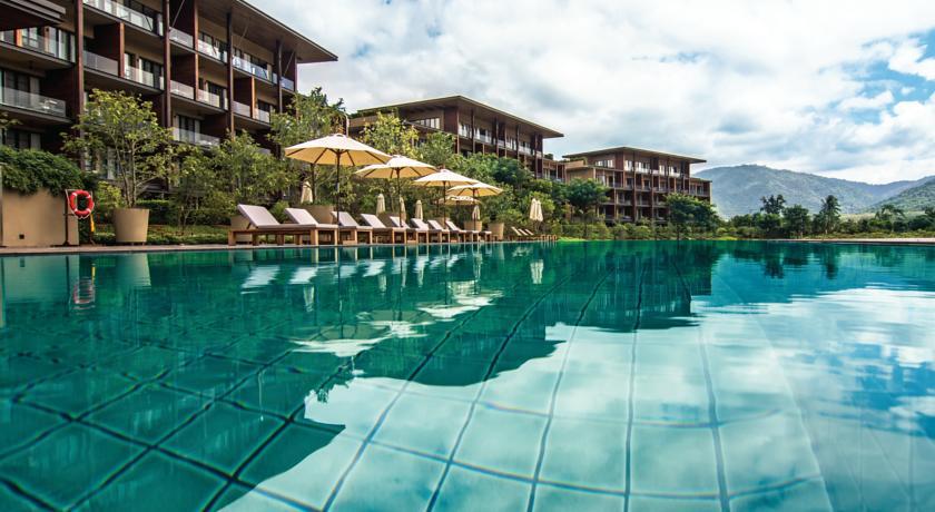 Parc Naturel en Thailande - Khao Yai avec des enfants - hôtel piscine