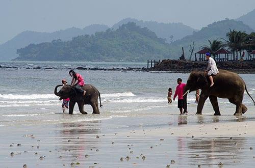Que faire à koh chang avec des enfants-partir en thailande avec des enfants
