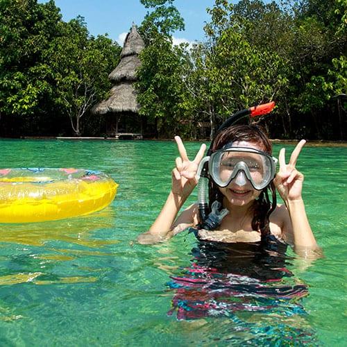 thailand-snorkeling- Koh Chang en famille -