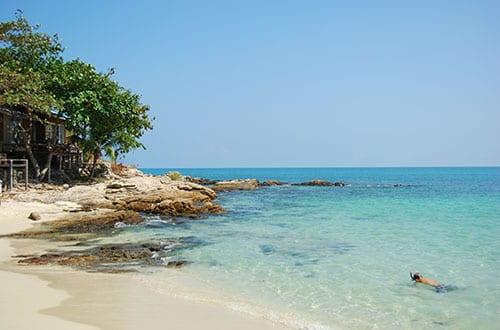 Koh Samet en famille - île paradisiaque - plage