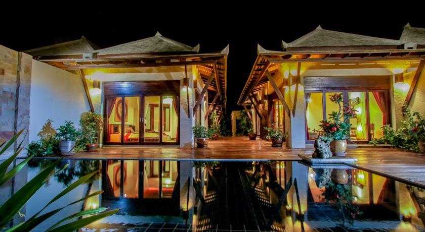 Koh Lanta en famille - location de villa piscine Thailande