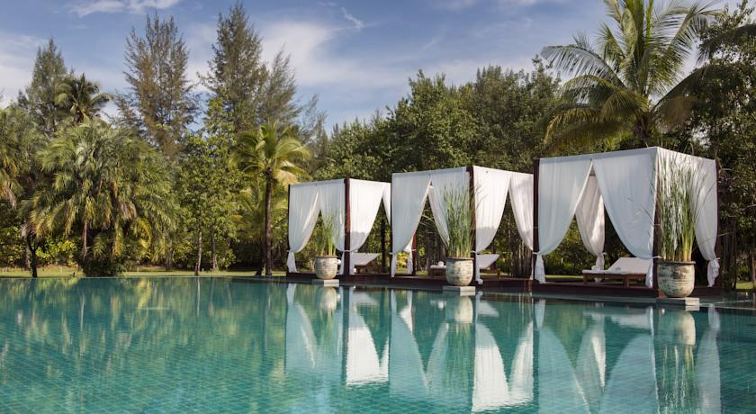 Hôtel de luxe famille Thaïlande