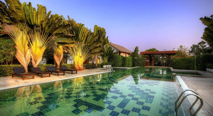 Sukhothai en famille - hotel de luxe - hôtel piscine -thailande