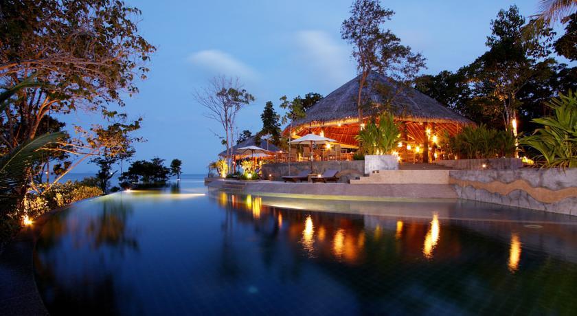koh yao en famille - hôtel luxe thaïlande