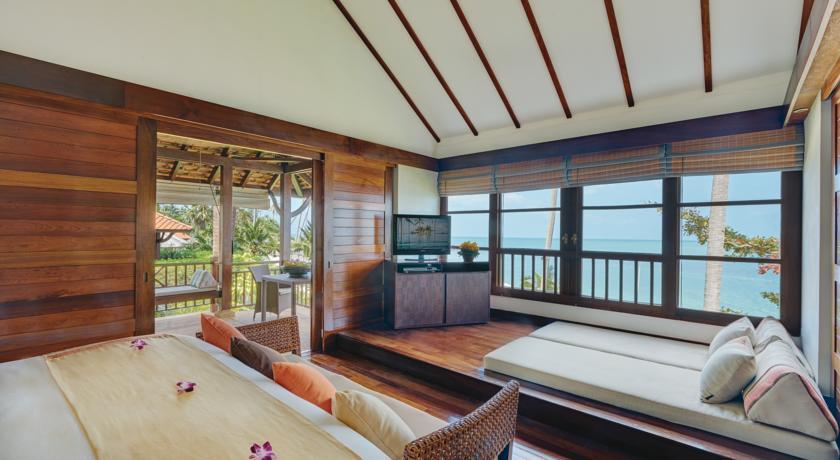 koh samui family travel kids luxury villa swiming pool hotel resort thailand