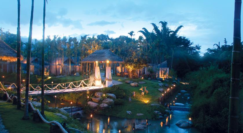 Nord de la Thailande avec des enfants - hôtel - Pai