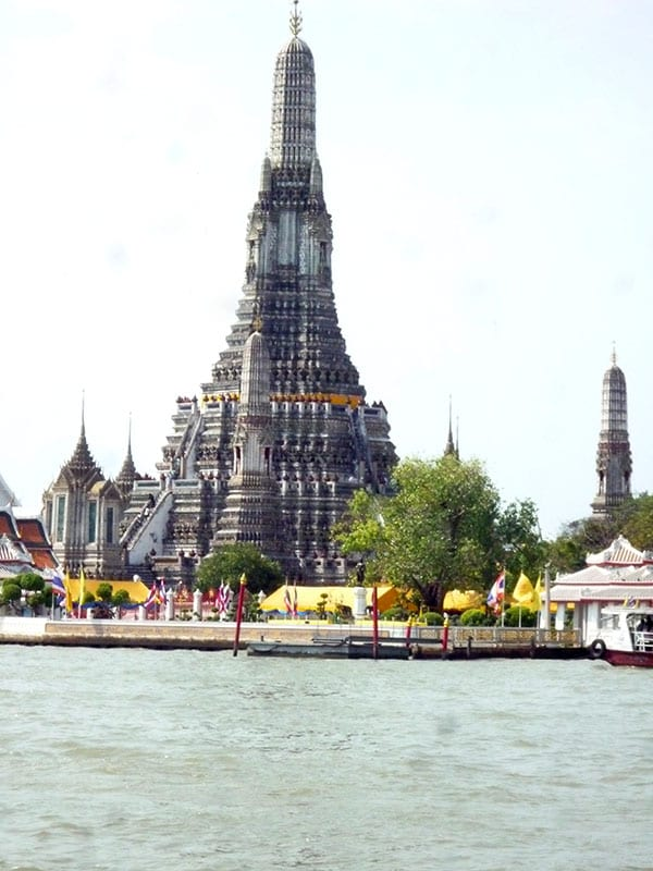 Les temples de Bangkok - Thailande en famille