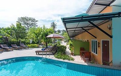 khao lak avec des ados - piscine khao lak pas cher