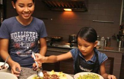 cours de cuisine à Bangkok