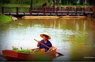 Que faire à Kanchanaburi avec des enfants -thailande avec un enfant