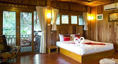 bungalow-hotel pas cher-ao nang en famille-sud thailande