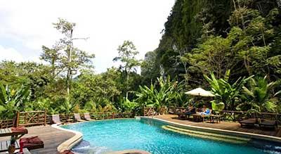 thailand - krabi -aonang - hotel pour famille