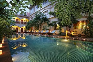 Voyage en famille au Cambodge
