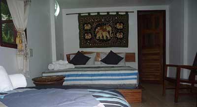 hotel khao sok pas cher - coussin-deco