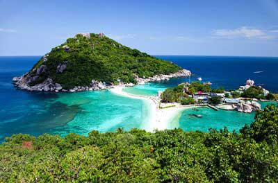 koh tao en famille - presqu'île en thailande - paradis tropical en famille