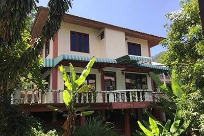 maison PAS CHER KOH SAMUI -thailande pas cher avec des enfants