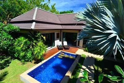 villa piscine phuket - location maison phuket - thailande famille - villa luxe sud thailande