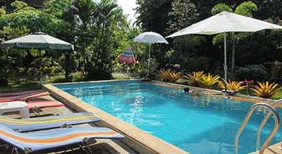 piscine-hotel famille