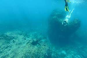 plongée sous marine koh phiphi - activité sud thailande