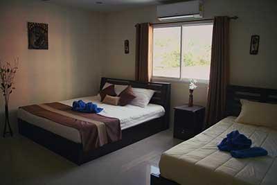 chambre famille phuket- hotel