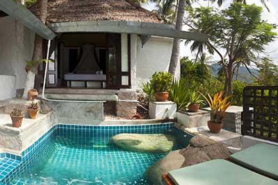 location maison koh tao -thailande en famille
