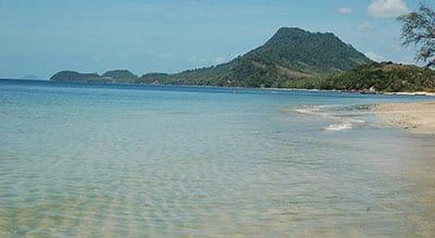 villa thaïlande famille - paysage- bord de mer - île paradisiaque thaïlande