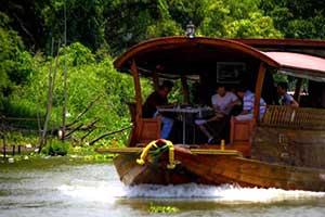 activités à Ayutthaya avec des enfants- partir en thailande avec des enfants - excursion bateau ayuthaya - que faire à ayuthaya