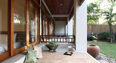 maison traditionnelle - thai