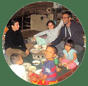 Le nord de la thailande avec des enfants- trek en famille-wekidstravel