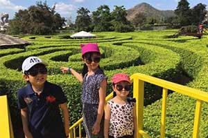 Que faire à khao yai