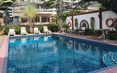 hotel piscine pas cher bangkok- bangkok avec des enfants