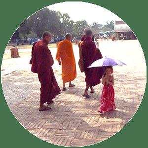 Le centre de la thailande avec des enfants- partir en thailande avec des enfants