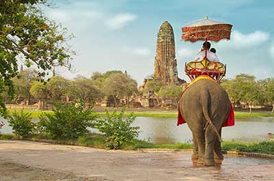 activités à Ayutthaya avec des enfants- partir en thailande avec des enfants