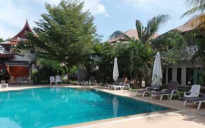 hôtel pas cher à phuket - phuket avec un ado - hotel piscine pas cher phuket