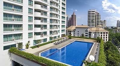 Bangkok quartier moderne - Bangkok avec un ado - hotel piscine à Bangkok