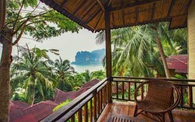 hotel pas cher railay- thailande avec des ados